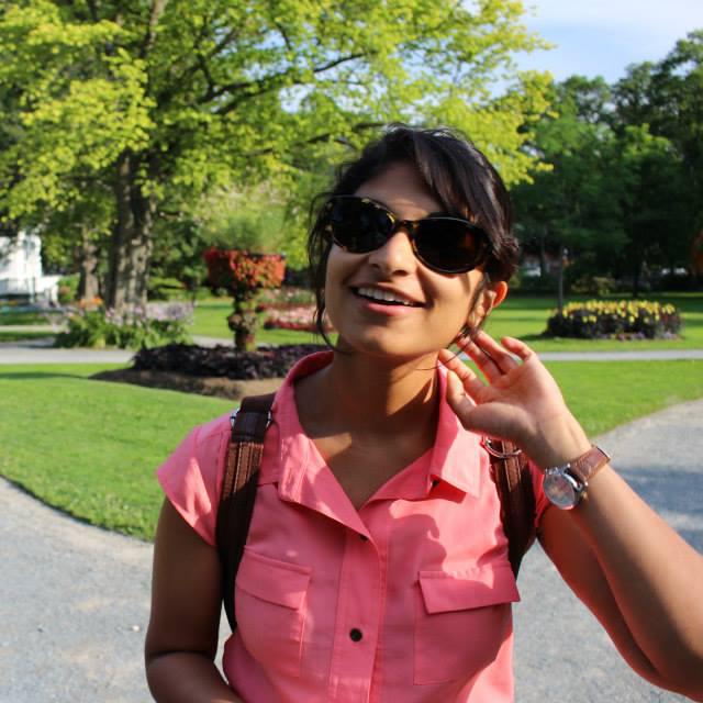 Haritha Popuri