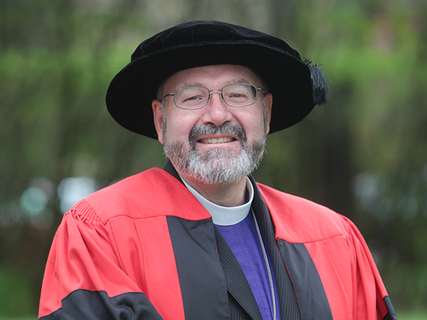 The Right Reverend Ronald Cutler