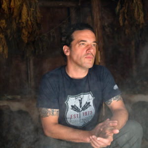 MIDLAND, ONTARIO: August 21, 2013 -  Author Joseph Boyden poses for a portrait at Huronia Museum in Midland, Ontario, August 21, 2013. His new novel 'The Orenda' tells the story of life among the Hurons in the early 17th century.  (Tyler Anderson /  National Post)  (For Books story by Mark Medley) //NATIONAL POST STAFF PHOTO