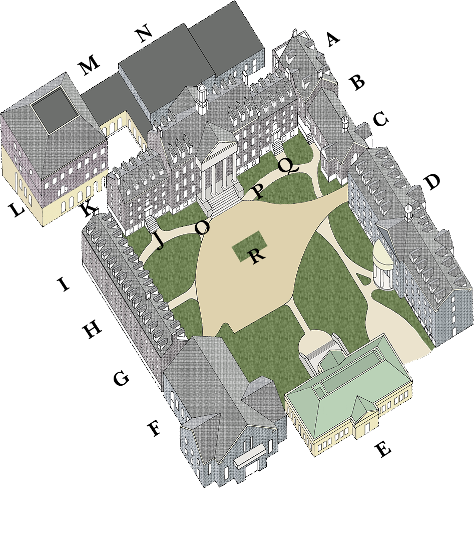 Campus Map University Of King S College