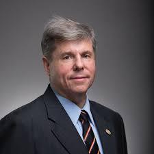 University of Calgary Faculty of Law Dean Ian Holloway.