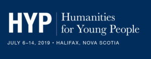 Humanities for Young People 2019 logo.