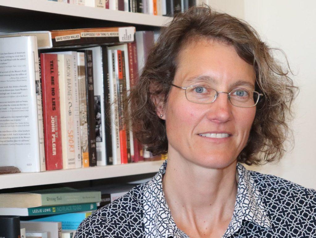 Journalism Writing Tutor Allison Lawlor