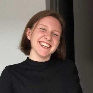 King's alumna Hannah Barrie
