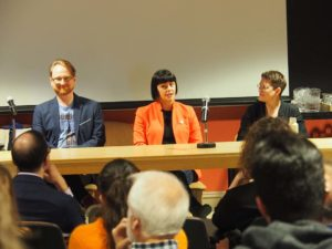 Panelists at the Conference of the Contemporary