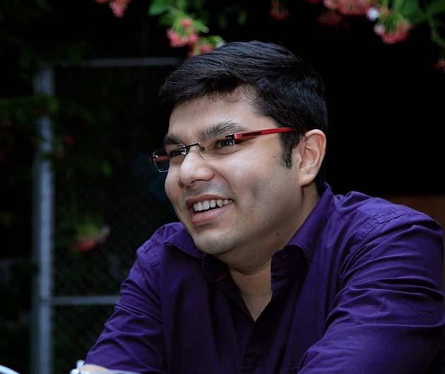 Jay Naidu