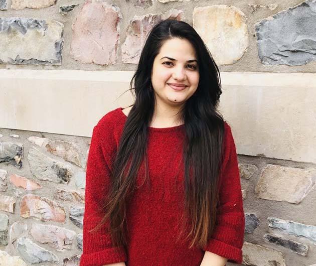 Maria Khan Sarhadi